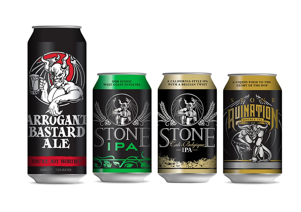 Stone Brewing Berlin Cans