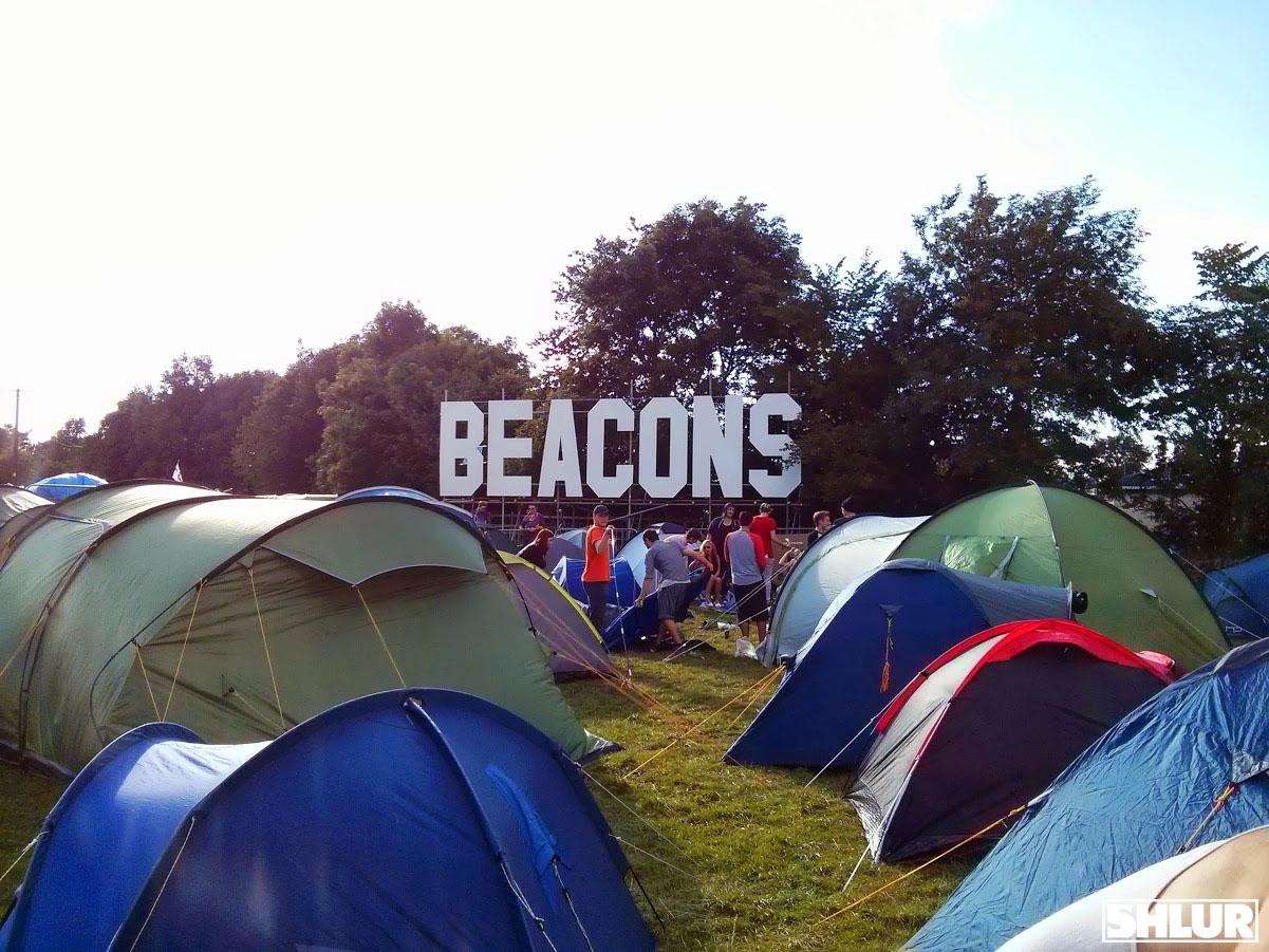 beacons logo sign