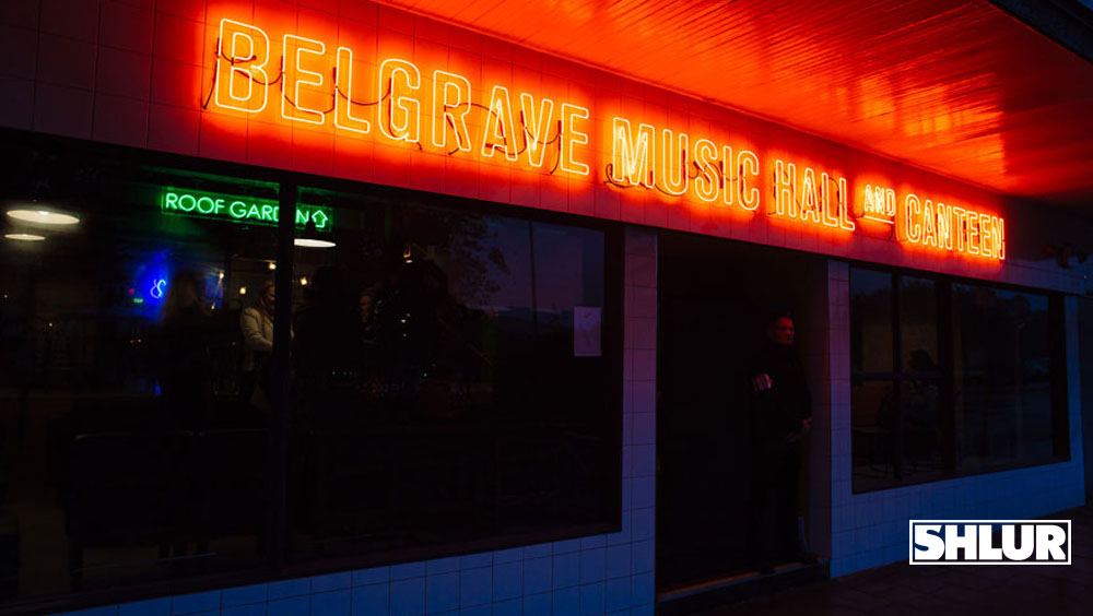 Belgrave Music Hall and Canteen Opening Night