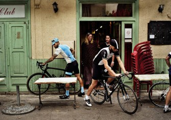 Rapha Reveal Spring/Summer 2014 Collection