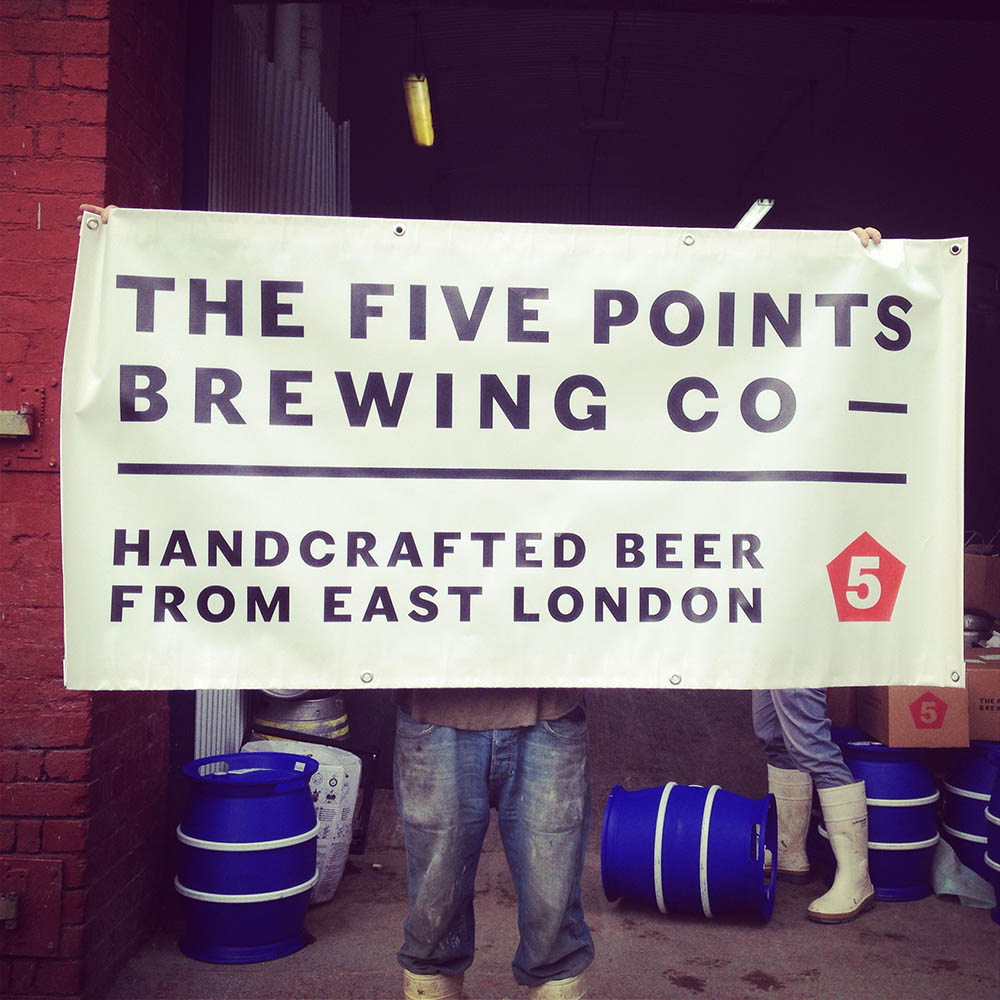 Five Points Brewery London