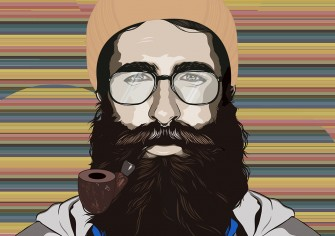Beards, Bears and Bikes – Illustrator and Designer, Liz Bean