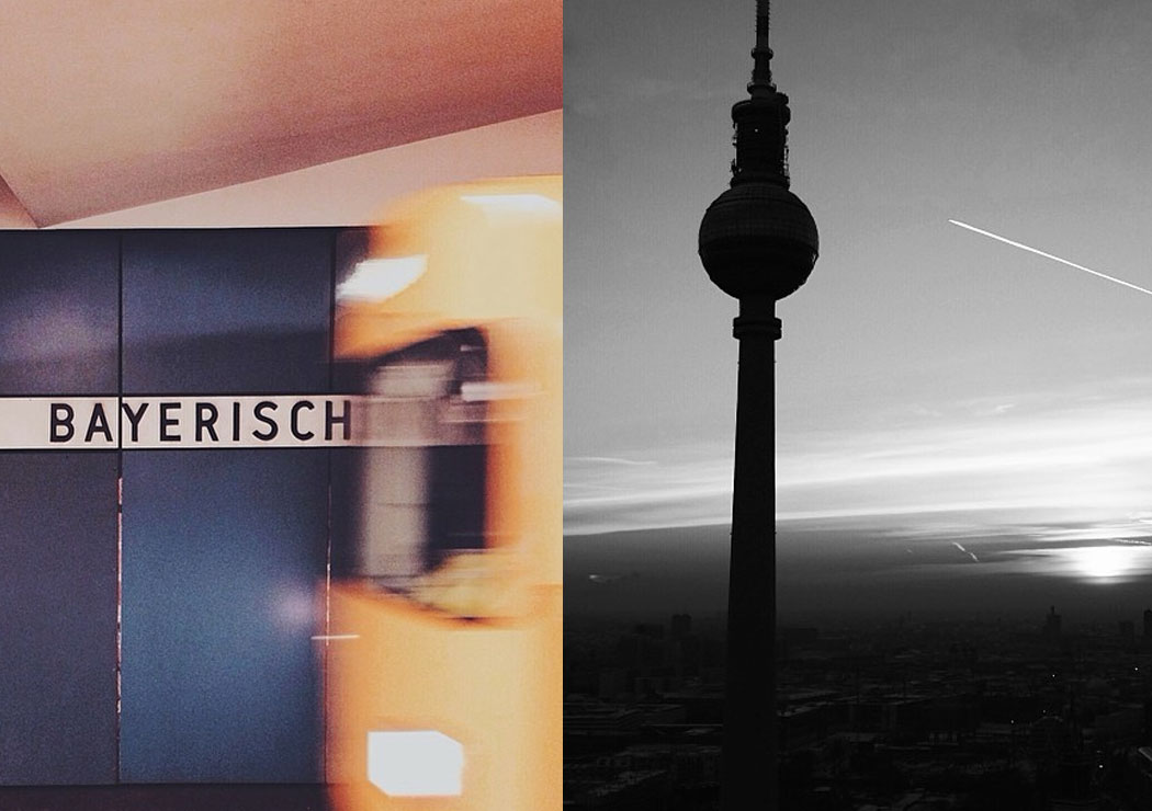 Best Instagram Accounts Berlin
