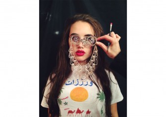 An Interview With Isamaya Ffrench, Beauty Editor at i-D Magazine