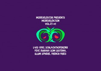 Modeselektion Volume 3 #1 Vinyl Released on Monkeytown Records