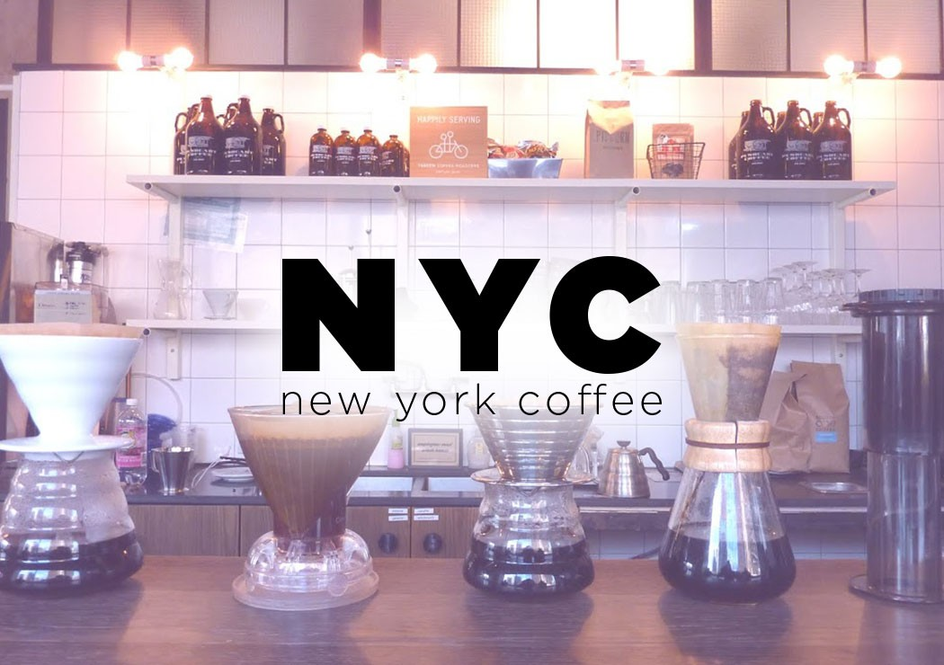 New York Coffee – Pushcart