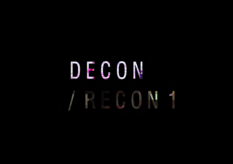 Noise Manifesto presents Decon/Recon