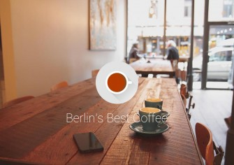 Berlin's Best Coffee App Released On Android