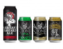 Berlin's Stone Brewing to Distribute Beer in Cans
