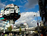 Berlin's Bierpinsel is up for sale for €3.2 million